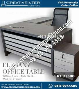 Office table study Brandnew chair sofa bed set dining workstation