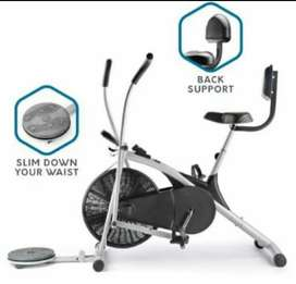 Exercise cycle Air Bike for home use