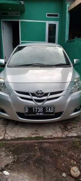 Jual mobil Toyota Vios thn 2009