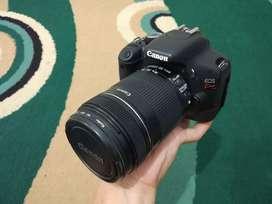 canon 550d / kiss x4 lensa 18-135mm