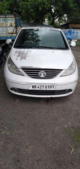 Tata Manza Aura (ABS), Quadrajet BS-IV, 2013, Diesel