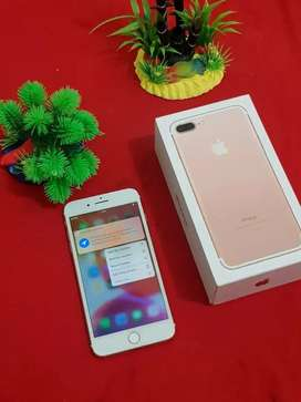 Iphone 7 plus ibox 128GB ibox bisa bt dgn samsung note 9 sein