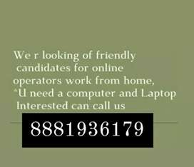 Data Entry Operator | MIS Executive | Back Office Executive