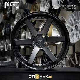 Velg Mobil Niche Altair Ring 20 Two Tone Black
