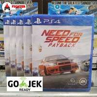 (NEW) NFS Need For Speed PAYBACK Kaset BD PS4 >>Ready Gojek
