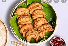 Cook for food stall- Momos Roll and Chinese