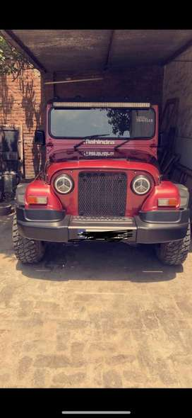 Mahindra Thar 2012 Diesel Well Maintained