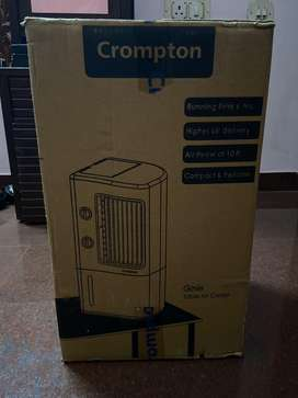Table air cooler