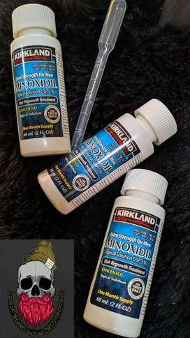 Minoxidil obat brewok