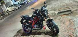 Beneli TNT250 replica Heavy Naked Bike 250cc