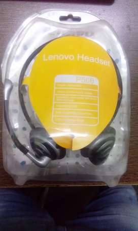 Offer Limited Lenovo Headphone seal pack