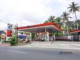 SPBU Dijual Jalan Monjali Lokasi Strategis Dekat UGM