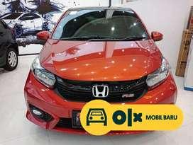 [Mobil Baru] Honda Brio new 2021 banyak promo ramadhan