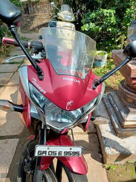 Honda CBR 250cc well maintained