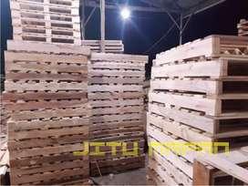 Pallet Kayu Logistik