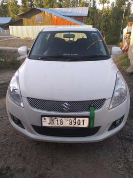 Maruti Suzuki Swift 2014 Diesel 72000 Km Driven