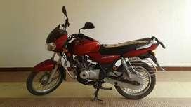 Bajaj Discover 125cc bike for sale