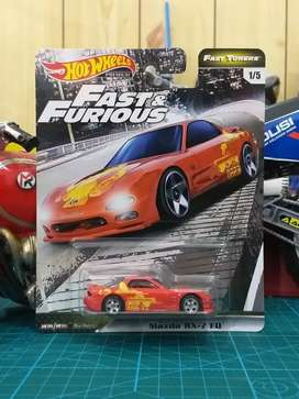 Hotwheels Mazda RX-7 FD