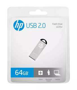 HP 64 Gb Pendrive