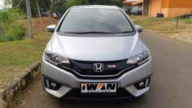 2016 Honda Jazz RS 1.5 Autometic Silver