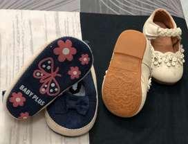 Murah, 2 pasang Sepatu bayi