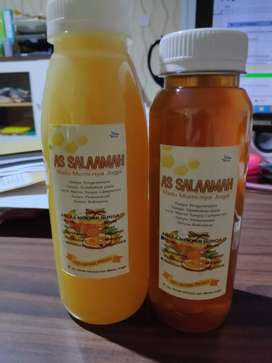 Bisa cod sleman bantul jogja Madu nektar kaliandra 350gram kios herbal