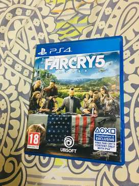 Far Cry 5 Ps4 Game