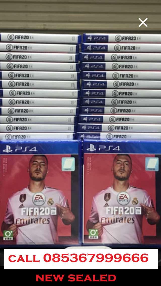 FIFA 20 PS4 Ready Stock 0