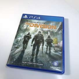 BD PS4 Tom Clancy's The Division