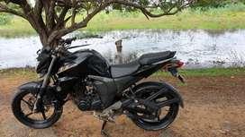 Yamaha fz ver 2 black