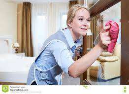 Urgently need Lady cleaner