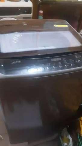 Mesin cuci LG top loading 9kg