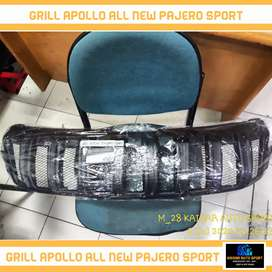 Grill all new pajero model apollo local