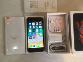 BRAND NEW apple iPhone 6s 128gb and 64gb with bill seal accessories