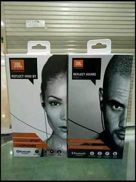 Ready lagi..! Headset Bluetooth jbl reflect aware Sporty Mantap Baru