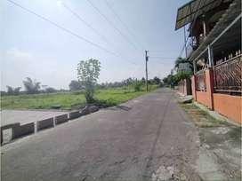 Kavling Colombo Residence 400 m Jl Kaliurang SHM Pekarangan BANTING HA