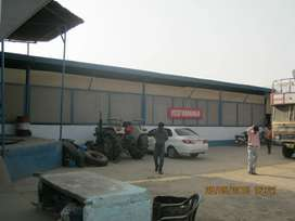 Godown available for rent in Transport Nagar 21000 sq/ft