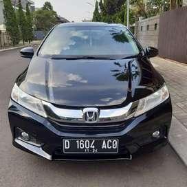 Honda All new city E A/T 2014 mulus rawatan Honda Resmi ngga jual BU