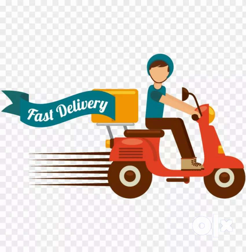 Job for delivery boys, hurry call immediately 0