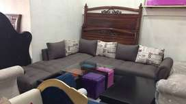 Limited Time Discount Offer brand new corner sofa