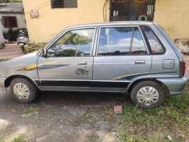 Excellent condition Maruti 800 for sale
