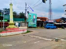 Jual Toko Murah di Jalan Raya Bogor-Leuwiliang