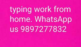 This is purely home based job from home