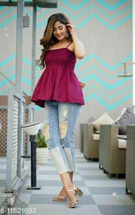 Girls Fashionable tops