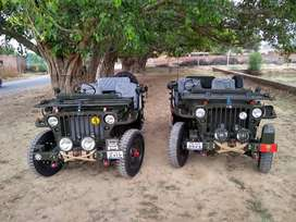 Modified Willy's jeep Hunter Jeep