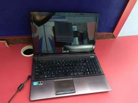 Asus i3 2nd Gen 4GB Ram zero scratch