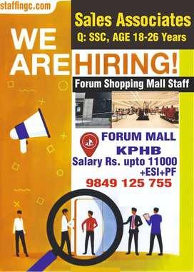 Wanted Sales Associates No Marketing