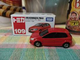 Tomica 109 Volkswagen Polo
