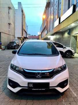 (KM 10rb) Honda Jazz RS CVT Original 2018 / 2019 Full original
