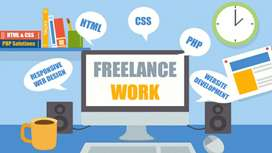 Freelance Web Developer Required - Work from home